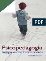 Psicopedagogía. Indagaciones e Intervenciones