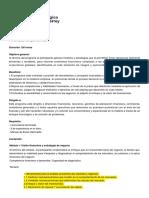 temario diplomado finanzas