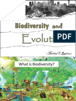 Module 3 - Biodiversity and Evolution