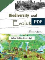 Module 3 - Biodiversity and Evolution