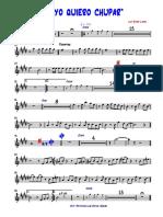 YO QUIERO CHUPAR - 1RA Trompeta en Sib - 2018-01-11 1706 - 1RA Trompeta en Sib