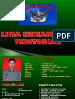 Lima Kemampuan Teritorial