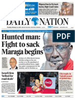 Daily Nation February 27, 2018