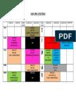 Timetable Sem 2
