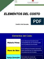 2. Elementos Del Costo