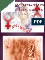 Tema 22. Atención de Enfermería en Los Trastornos de La Sexualidad.