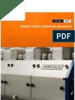 Engine W50DF Operation Advanced