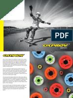 2016 Osprey Skate Catalogue