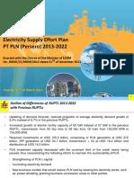 Ruptl Pln Resume 2013-2022