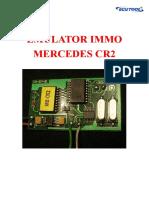 Mercedes CR2emu