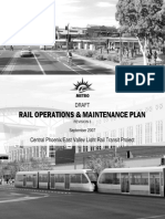 Rail Operations and Maintenance Plan Sept 2007- Rev3 FMCL