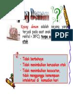 KEJANGDEMAM-MADING