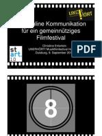 DIY-Online Kommunikation für ein gemeinnütziges Filmfestival_CEnterlein