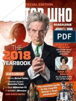 Doctor Who Magazine Yearbook 2018