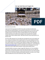 Paket Umroh Ramadhan 2018