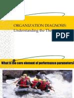 Organization Diagnosis Theory.1