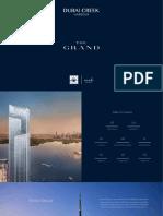 Emaar-The-Grand-Dubai-Creek-Harbour-DCH +971 4248 3445