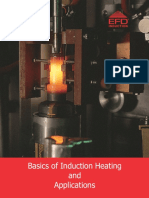 Basics of Induction Heating & Applications