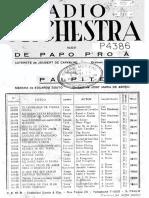 De Papo Pro Ar (Piano)