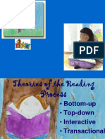 Theories of the Reading Process