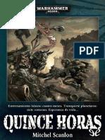 Guardia Imperial - Quince Horas - Mitchel Scanlon