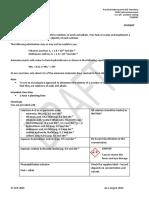 Chemistry PAG 11.1 Student v0.1