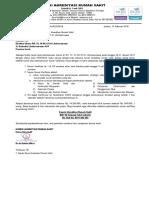 1. Surat Informasi Jadwal Survei Verifikasi Progsus Ke-1 SNARS Edisi 1 RS. Tk. IV IM. 07.01 Lhokseumawe