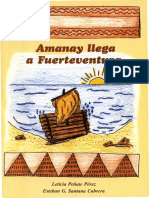 Amanay llega a Fuerteventura