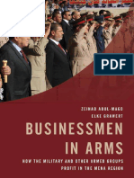 Elke Grawert and Zeinab Abul-Magd-Businessmen in Arms_ How the Military and Other Armed Groups Profit in the MENA Region-Rowman & Littlefield (2016)