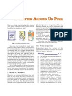 CHAP 2-Is Matter Around is Pure
