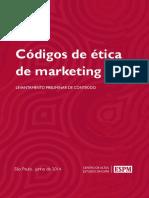Codigos de Etica de Marketing