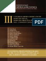 Libro III Congreso -1