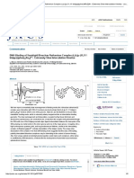 DNA-Binding of Semirigid Binuclear Ruthenium Complex Δ,Δ-[μ-(11,11'-bidppz)(phen)4Ru2]4+_ Extremely Slow Intercalation Kinetics - Journal of the American Chemical Society (ACS Publications)