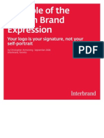 IP-Role of the Logo in Brand Expression
