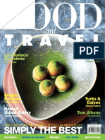 Food and Travel Arabia January 2018