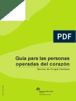 Guía Para Las Personas Operadas Del Corazón