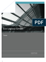 Executive Summary of Eco Logisca GmbH
