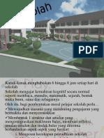Sekolah & masyarakat