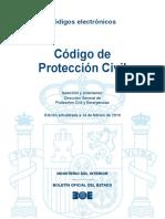 Codigo de Proteccion Civil