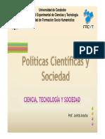 CLASE 1 EJE 1 Políticas Científicas y Sociedad.pdf