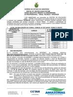 2014 Editaln003 Cetam Tecnico Interior