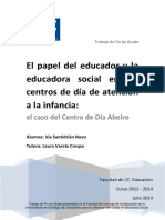 Santidrian_Novo_Iria_El Papel Del Educador y La Educadora Social en Los Centros de Dia