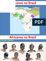 Africanos No Brasil