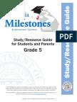 grade-5 study guide 7