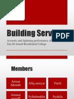 Building Services Slide Presentation