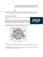 Pengertian Dan Macam Alat Optik