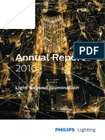 Philips Lighting Annual Report