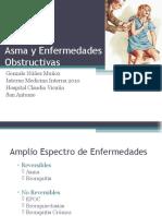 Asma y Enfermedades Obstructivas