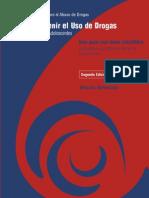 Cómo prevenir el uso de drogas en adolescentes. Una guía con base científica. USA