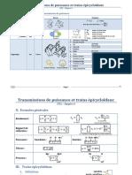 CTI2 04 Transmissions de Puissance Et Trains Epicycloidaux